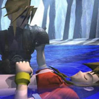 Final Fantasy 7 Aeris Death