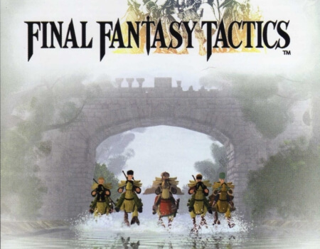 Final Fantasy Tactics Ogre Spiritual Successor