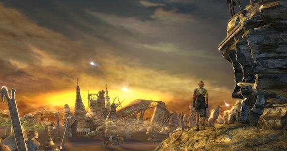 'Final Fantasy X/X-2 HD Remaster' Includes New 30-Minute Cutscene