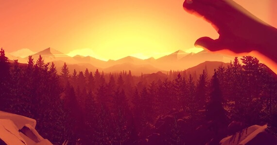 Firewatch Debut Trailer