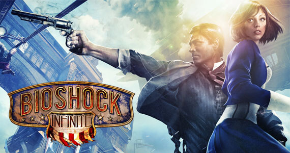 First 5 Minutes of 'BioShock Infinite' Released