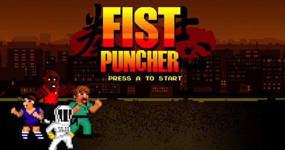 'Fist Puncher' Impressions and Gameplay Video