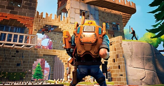 'Fortnite' Class, Gameplay & Enemy Details Arrive
