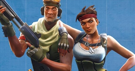 Meet The Commando Class of Epic's 'Fortnite'