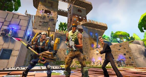 Epic Games Reveals New 'Fortnite' Details and Gameplay Video
