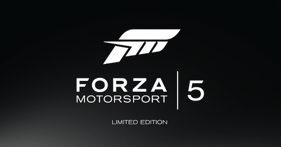 'Forza Motorsport 5' Limited & Day One Editions Revealed