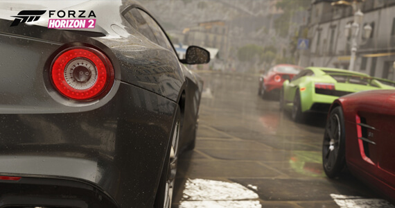 First 100 Cars Revealed for 'Forza Horizon 2'