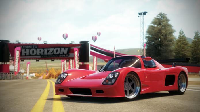 'Forza Horizon' Behind the Scenes Trailer & Car Gallery