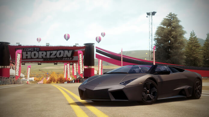 'Forza Horizon' Season Pass, Soundtrack & Behind the Scenes Trailer #2