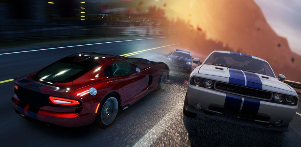 Forza Horizon & NFS: Most Wanted (Live-Action)