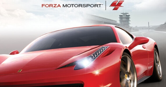 'Forza Motorsport 4' Demo Preview Impressions