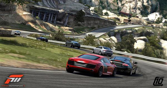 Forza Motorsport 4 Review Races
