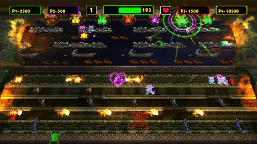 Frogger Hyper Arcade Edition Castlevania Konami
