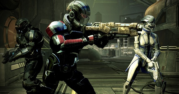 'Mass Effect 3' Wii U Includes 'From Ashes' & Multiplayer DLC