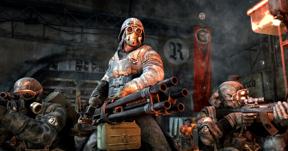"""Unannounced Metro games"""" are in development now at 4A Games 
