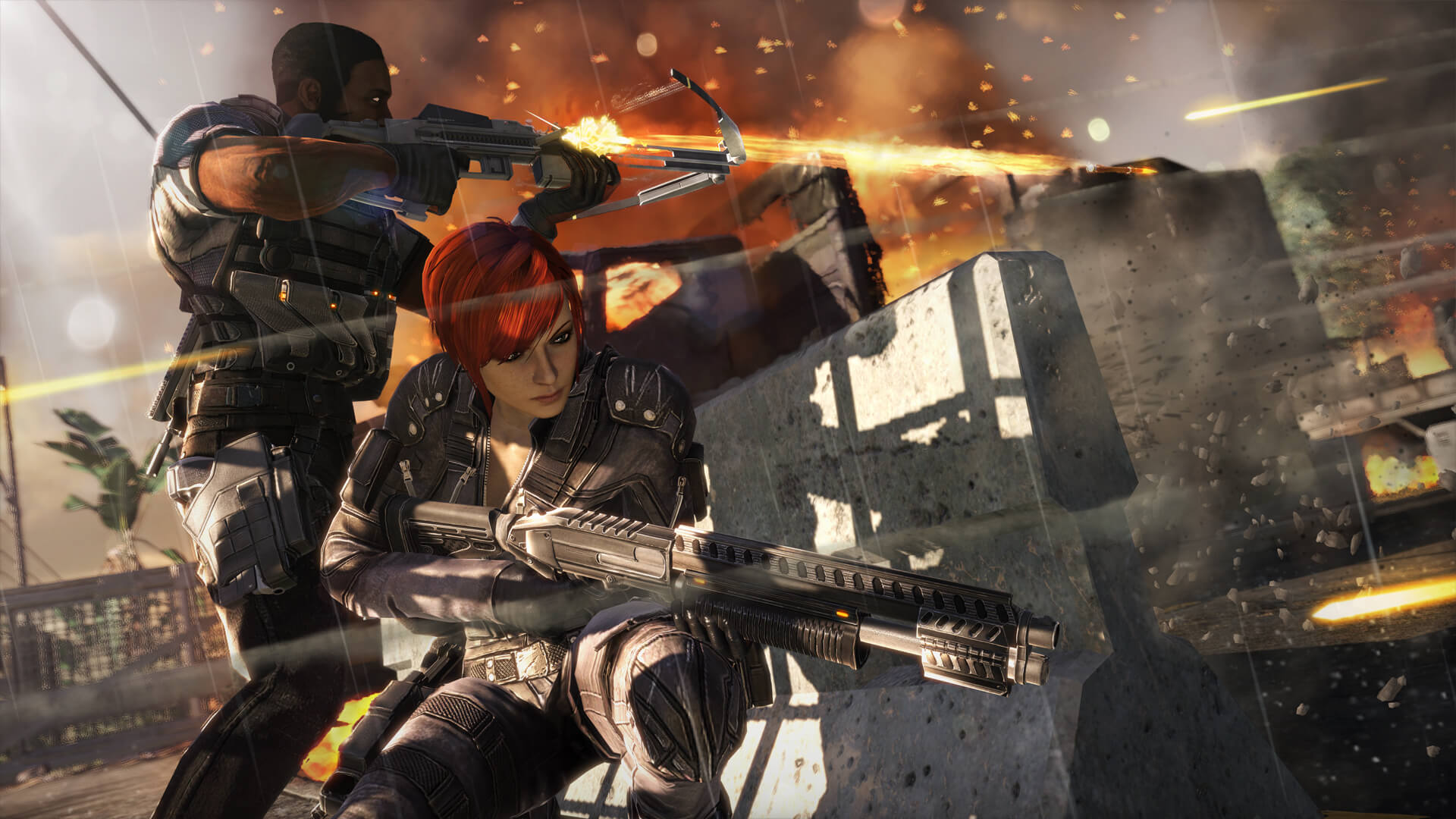 'Fuse' Demo to Light Up Xbox Live, PSN May 7; 'Fable's Vision' Trailer Released