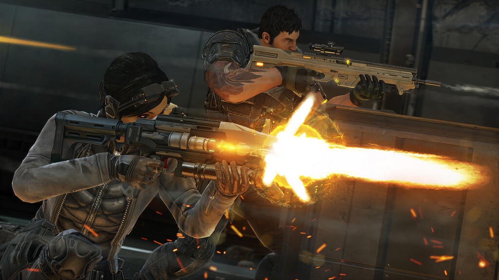EA Unveils 'Fuse' Release Date & 4-Player Cooperative Details