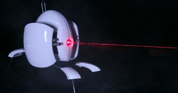 GR Picks: 'Portal 2' Turret Plush