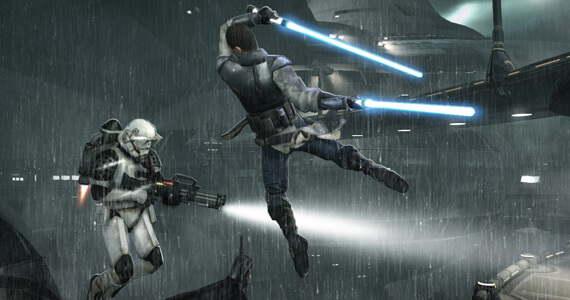 GR Rumor Watch LucasArts Puts the Force Choke on Force Unleashed 3