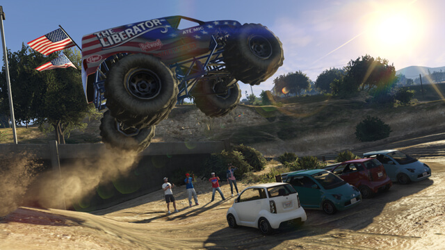 GTA Online Independence Day DLC
