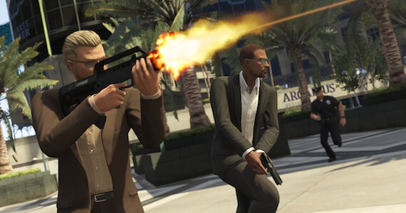 'Grand Theft Auto Online' Spring Updates Finally Introduce Heists