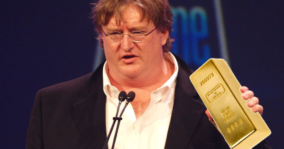 Gabe Newell is A Billionaire; Still No Word on Half-Life 3