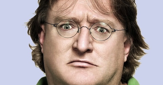 Gabe Newell Denies Valve Apple Meeting
