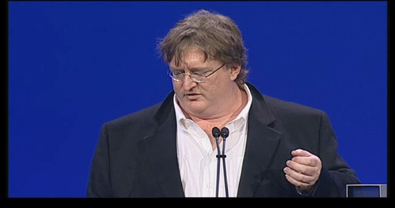 Is Gabe Newell Teasing 'Half-Life 2: Episode 3′ Release Window?