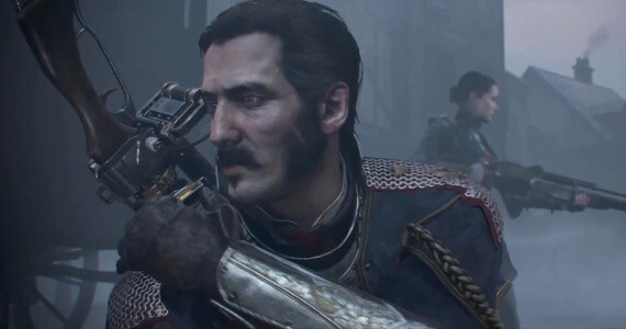 PS4 Exclusive 'The Order: 1886' Will Be A 'Dirty' Third Person Shooter