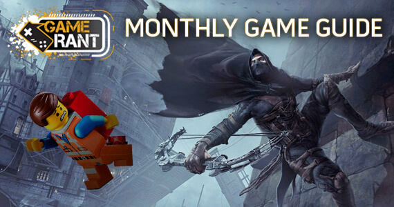 Game Rant Guide February 2014