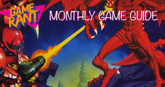 Game Rant Game Guide April 1994