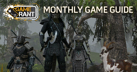 The Game Rant Guide: April 2014 Edition