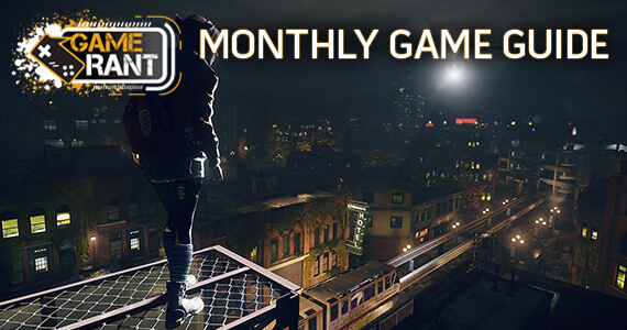 Game Rant Game Guide August 2014