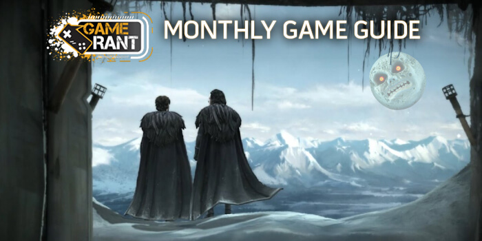 Game Rant Game Guide February 2015