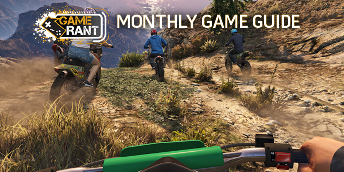 Game Rant Game Guide January 2015