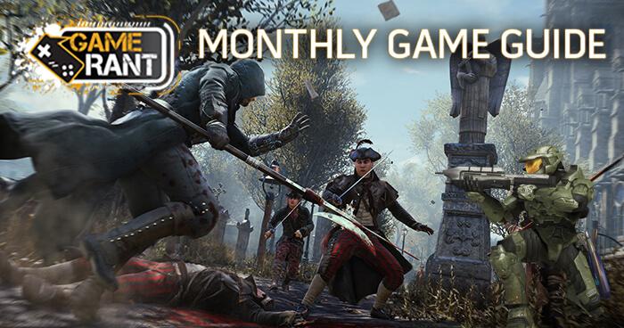 Game Rant Game Guide November 2014