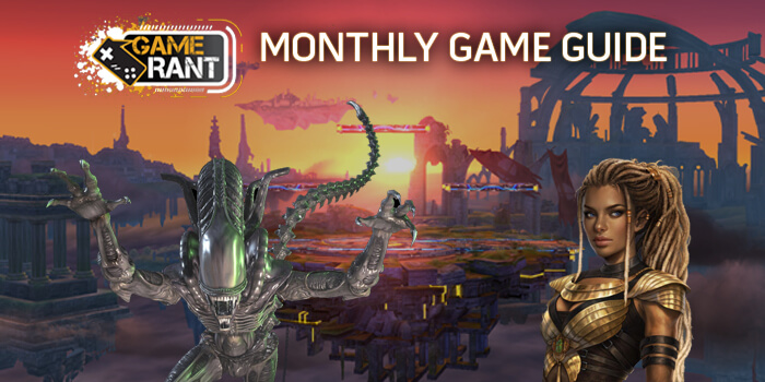 Game Rant Game Guide Occtober 2014