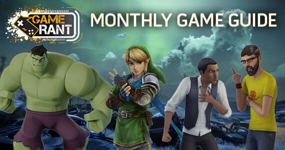 The Game Rant Guide: September 2014 Edition