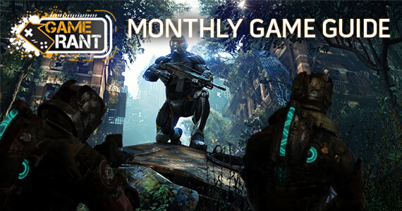 What Games Are Releasing Next Month?