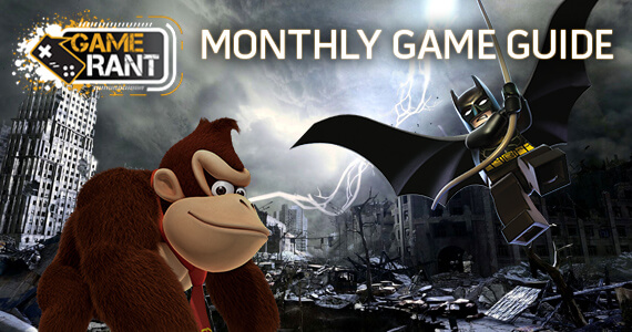 May 2013 Video Game Release Schedule
