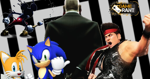 Hitman Sniper Challenge, Epic Mickey 2, Sleeping Dogs, Sonic 4 & More!