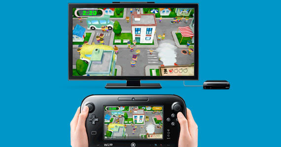 Game & Wario Multiplayer
