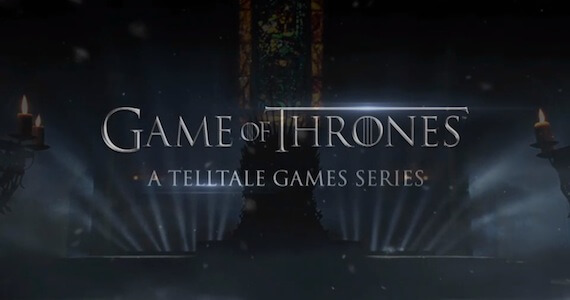 First Teaser Image for Telltale's 'Game of Thrones' Game