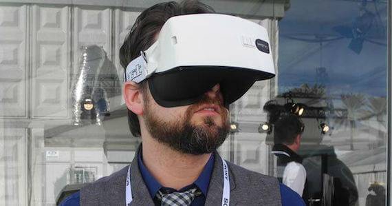 GameFace Labs Mark IV VR Headset
