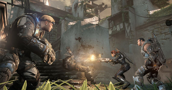Gears of War Judgment Screenshots