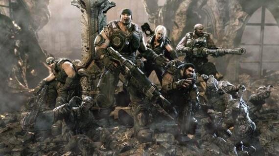 Gears of War 3 Best Voice Cast