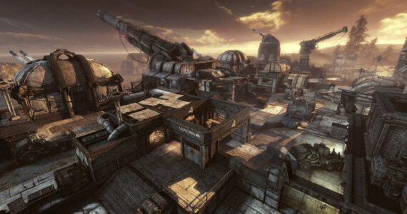 Gears of War 3: 'Forces of Nature' DLC Announced