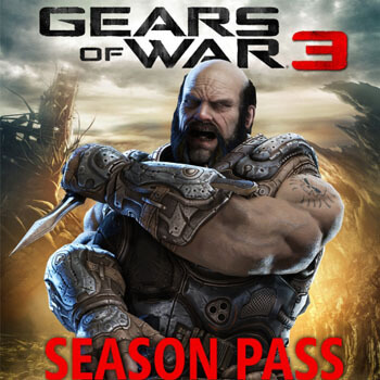 Gears of War 3 Season Pass Price