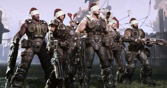 Gears of War 3 Twelve Days of Gearsmas