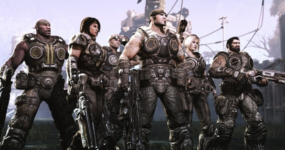 Gears of War 3 Update Spectator Mode
